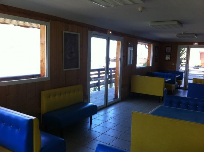 Location de vacances - Centre de vacances à Vars - Salle à manger 2