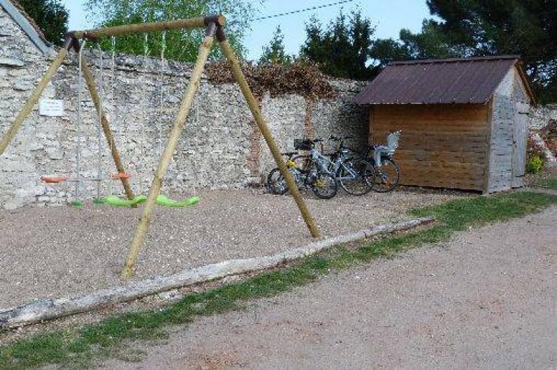 Location de vacances - Gîte à Muides-sur-Loire
