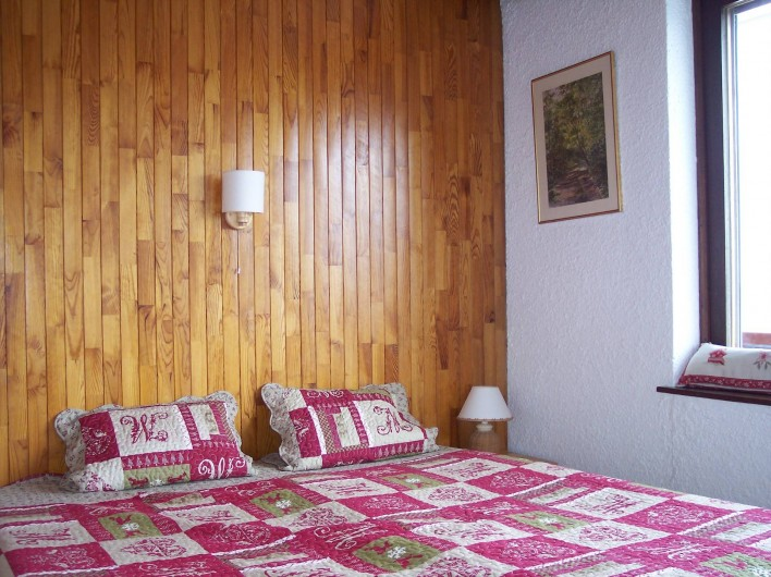 Location de vacances - Appartement à Courchevel 1650 (Moriond) - Chambre