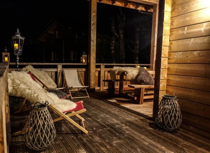 Location de vacances - Chalet à Crest-Voland