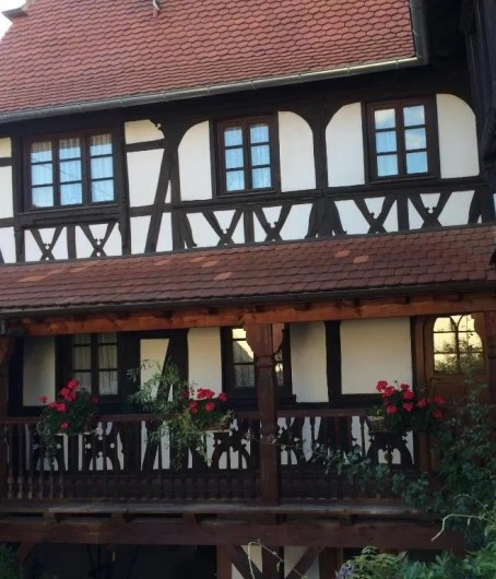 Location de vacances - Appartement à Wissembourg