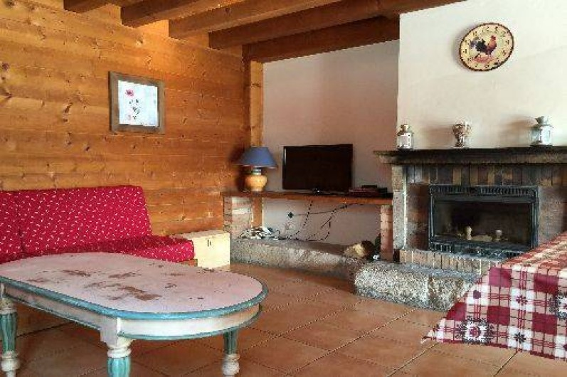 Location de vacances - Chalet à Le Frasnois