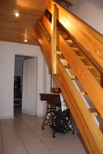 Location de vacances - Villa à Andernos-les-Bains - Accès étage