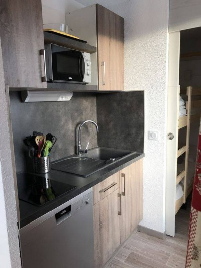 Location de vacances - Appartement à Val Thorens