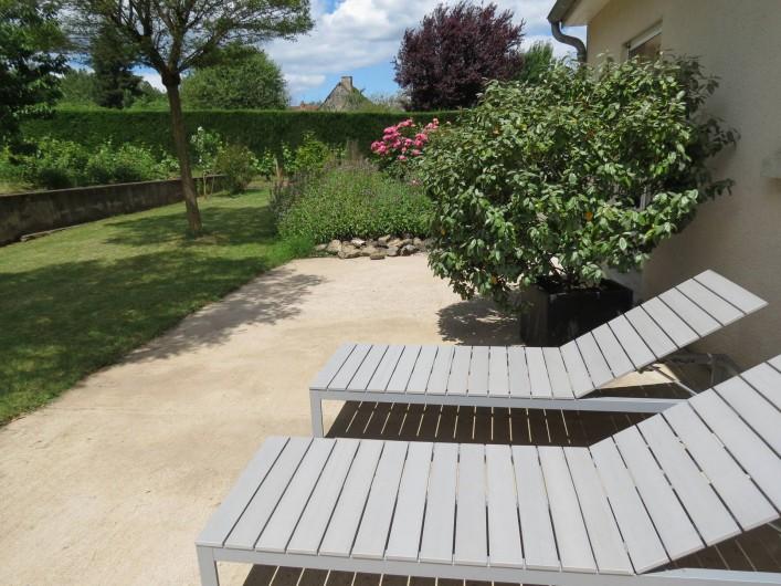 Location de vacances - Maison - Villa à Paris-l'Hôpital - La terrasse