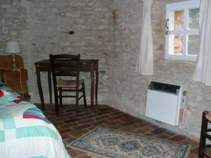 Location de vacances - Gîte à Goult - La chambre