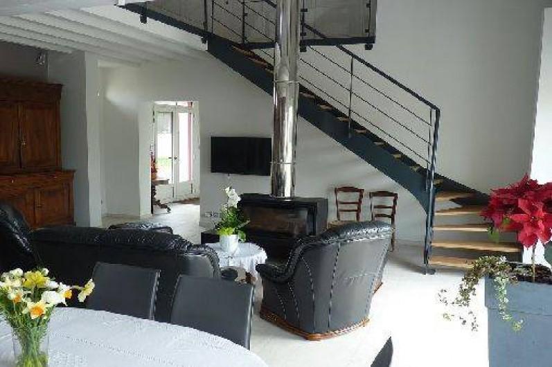 Location de vacances - Maison - Villa à Longué-Jumelles