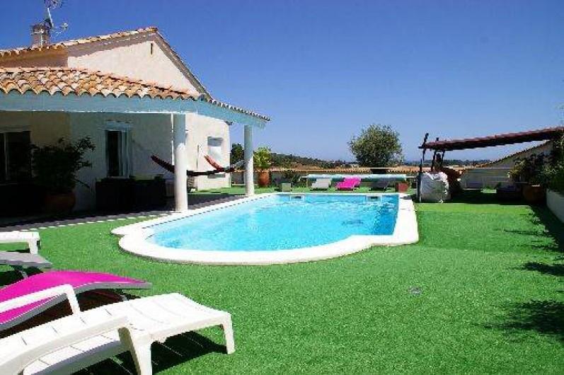 location de vacances villa alria - Location A La Montagne Avec Piscine