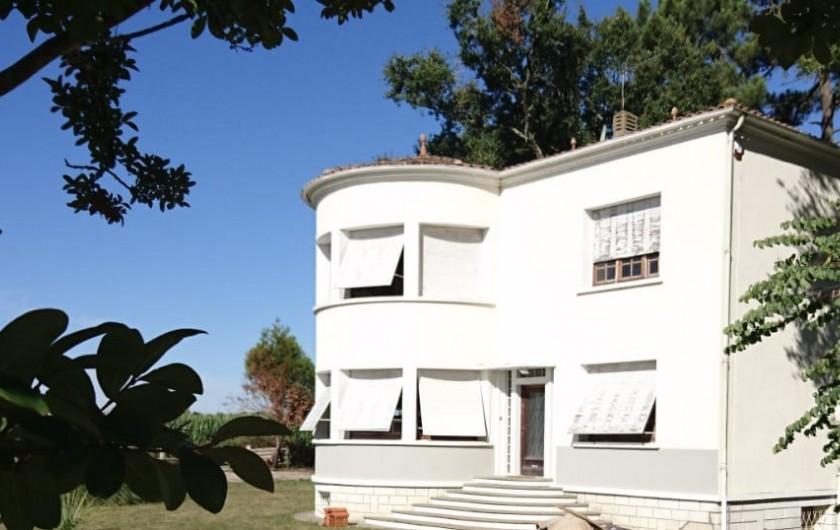 Location de vacances - Villa à Royan - La Villa