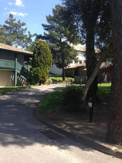 Location de vacances - Studio à Moliets-et-Maa