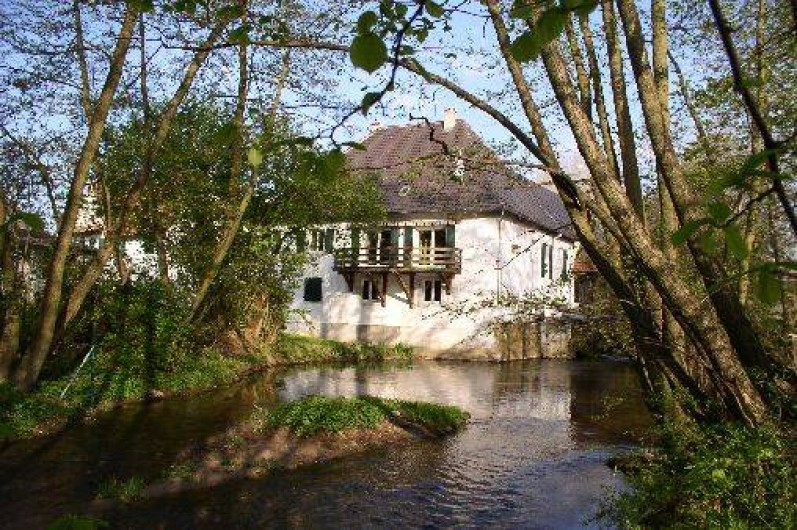 Location de vacances - Appartement à Soultz-les-Bains