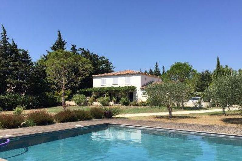 Location de vacances - Villa à Sarrians
