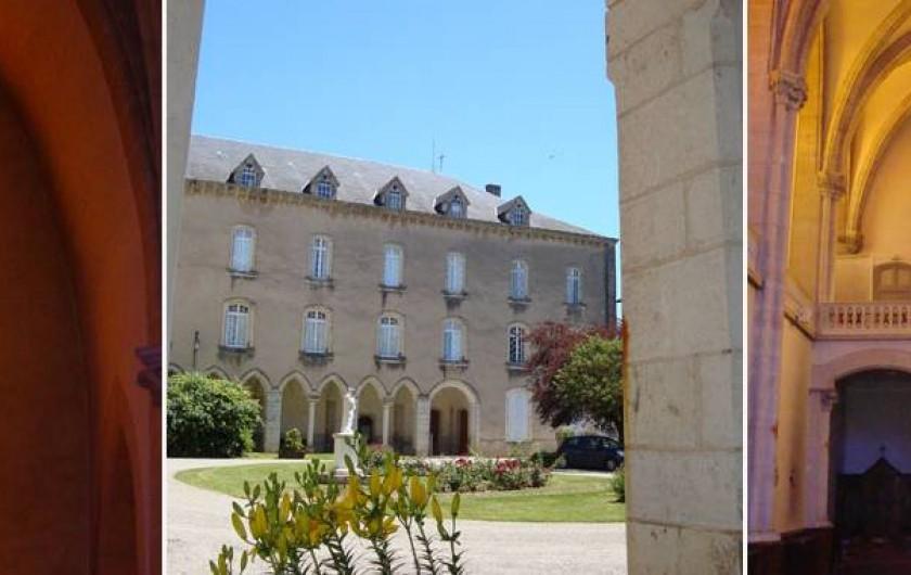 Location de vacances - Hôtel - Auberge à Gramat