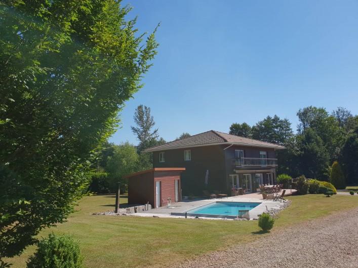 Location de vacances - Maison - Villa à Ban-de-Laveline - MAISON