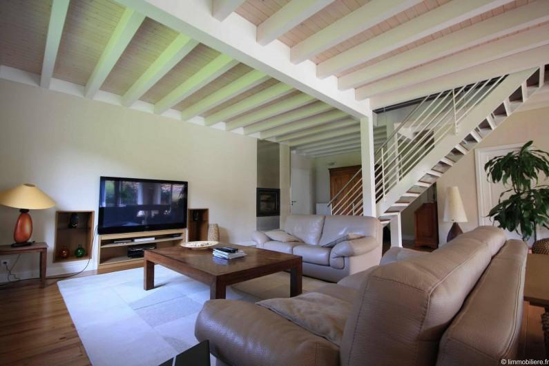 Location de vacances - Maison - Villa à Ban-de-Laveline - SALON