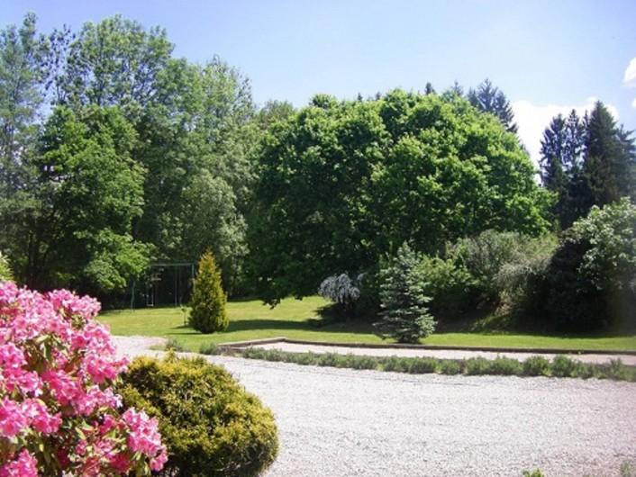 Location de vacances - Maison - Villa à Ban-de-Laveline - EXTERIEURE