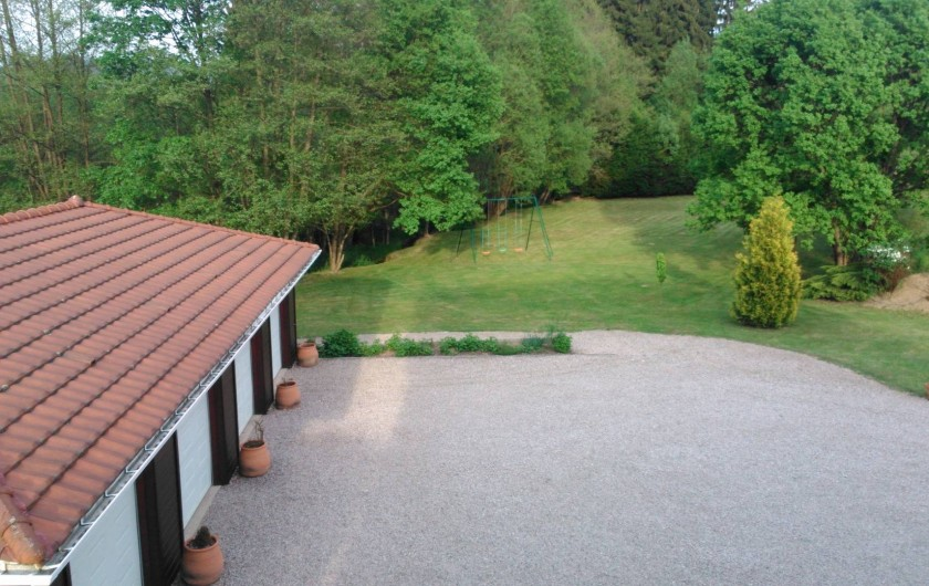 Location de vacances - Maison - Villa à Ban-de-Laveline - GARAGE
