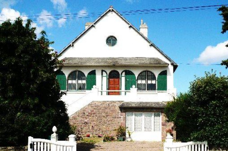 Location de vacances - Villa à Saint-Cast-le-Guildo