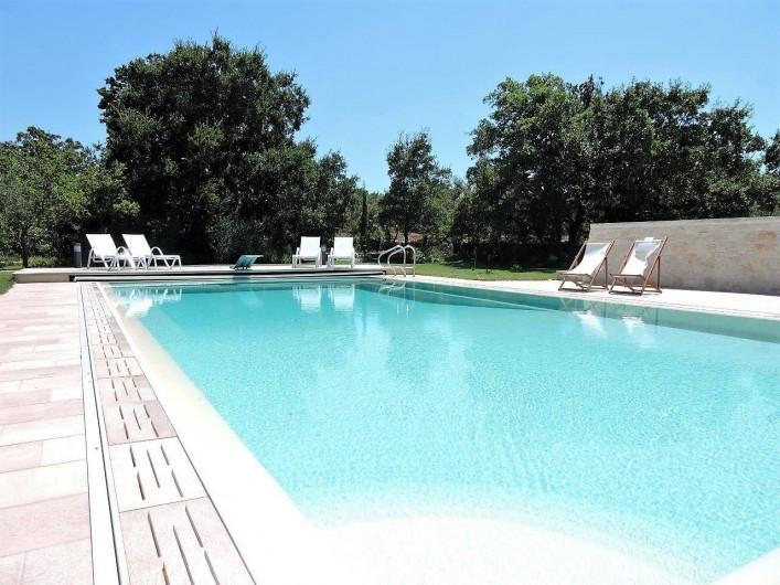 Location de vacances - Maison - Villa à Cisternino - Piscine Privée splendide