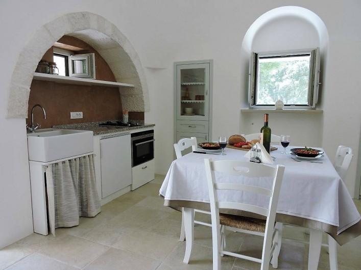 Location de vacances - Maison - Villa à Cisternino - un autre cusine