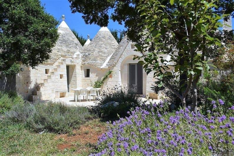Location de vacances - Maison - Villa à Cisternino - Trullo avec deux unités indépendant