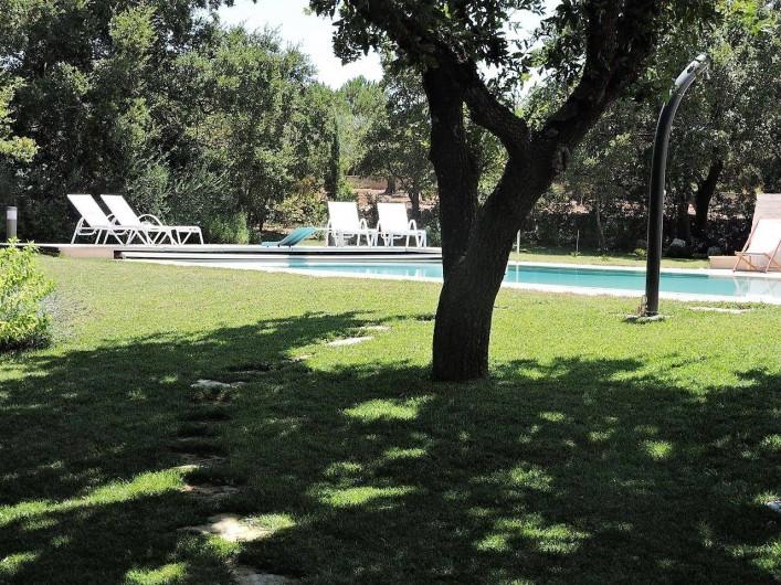 Location de vacances - Maison - Villa à Cisternino - Jardin privé