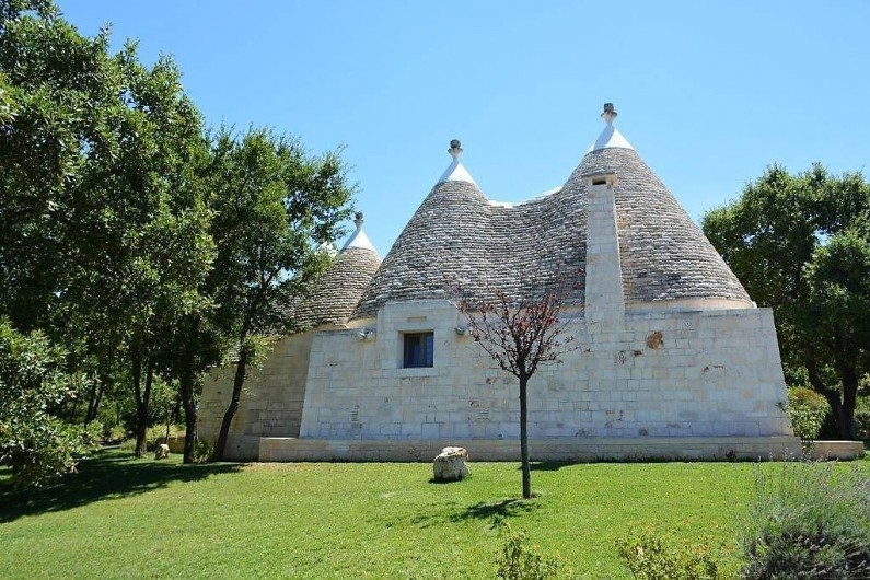 Location de vacances - Maison - Villa à Cisternino - Trullo Siamese