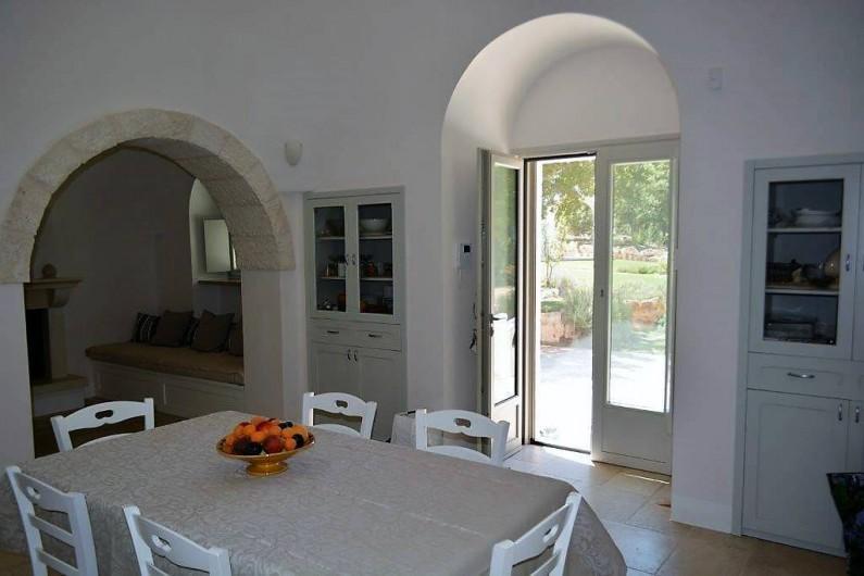 Location de vacances - Maison - Villa à Cisternino - Salle à manger