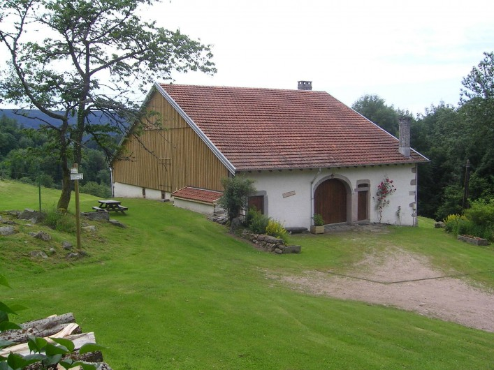 Location de vacances - Maison - Villa à Thiéfosse - Vue extérieur du meublé