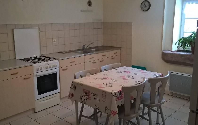 Location de vacances - Maison - Villa à Thiéfosse - Cuisine