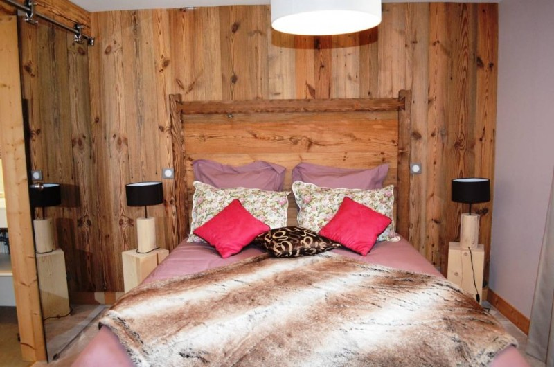 Location de vacances - Hôtel - Auberge à Mâcot-la-Plagne - Chambre Confort
