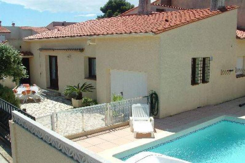 Location de vacances - Villa à Saleilles