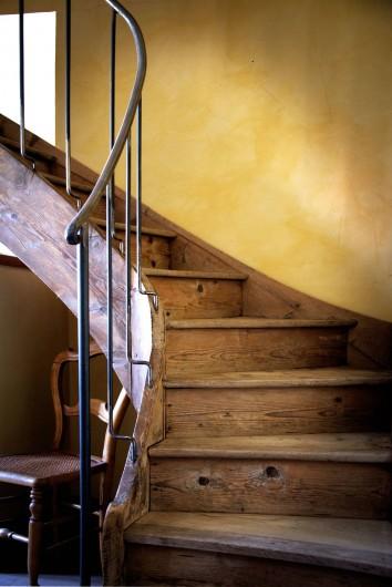 Location de vacances - Appartement à Chanaz - Escaliers