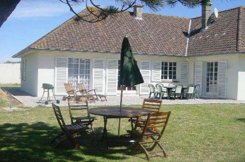 Location de vacances - Villa à Sangatte