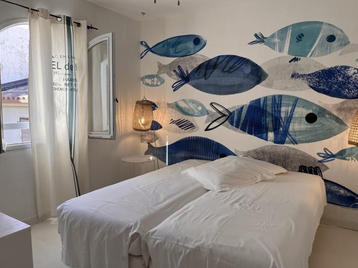 Location de vacances - Villa à Calvi - Salon