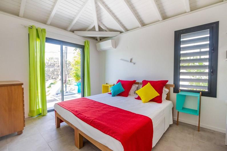Location de vacances - Villa à Sainte-Anne - Iguane House Villas & Micro Spa Villa Passion  chambre 2