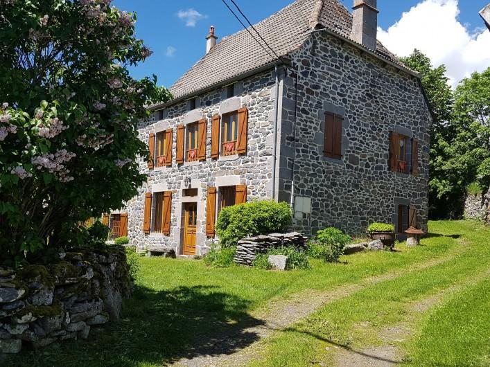 """Location de vacances - Villa à Valuéjols - Maison """"chez Félicie"""""""