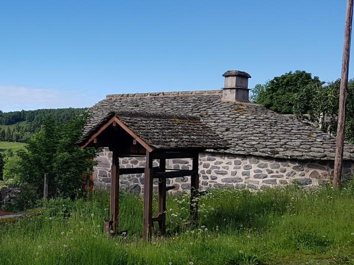 Location de vacances - Villa à Valuéjols - Four à pain du village