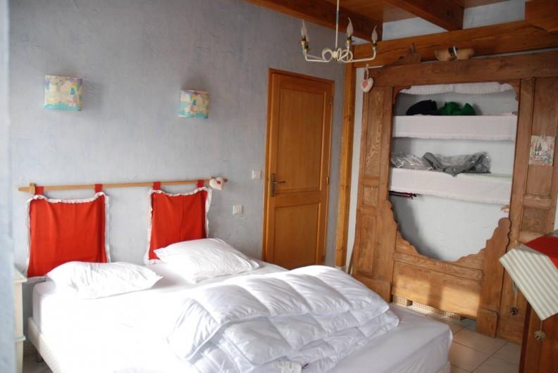 Location de vacances - Villa à Valuéjols - Chambre 1