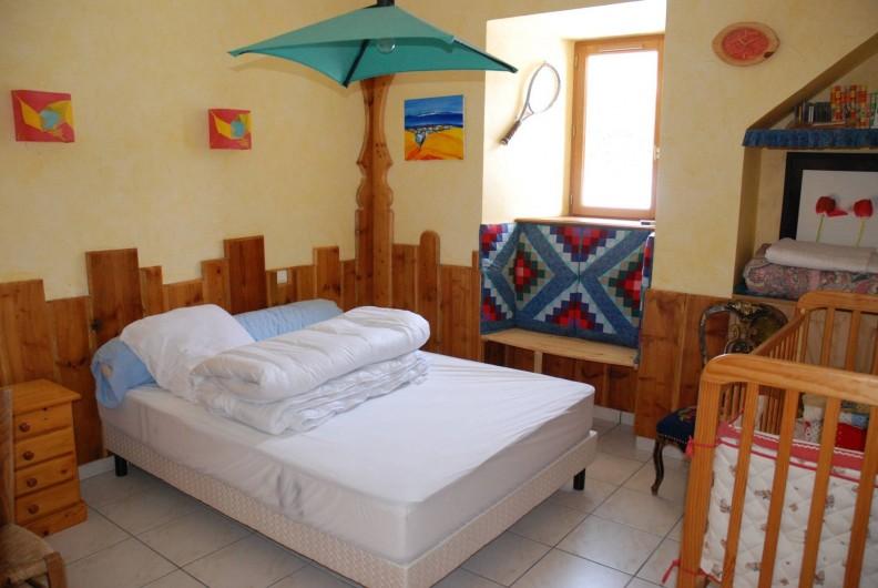 Location de vacances - Villa à Valuéjols - Chambre 2