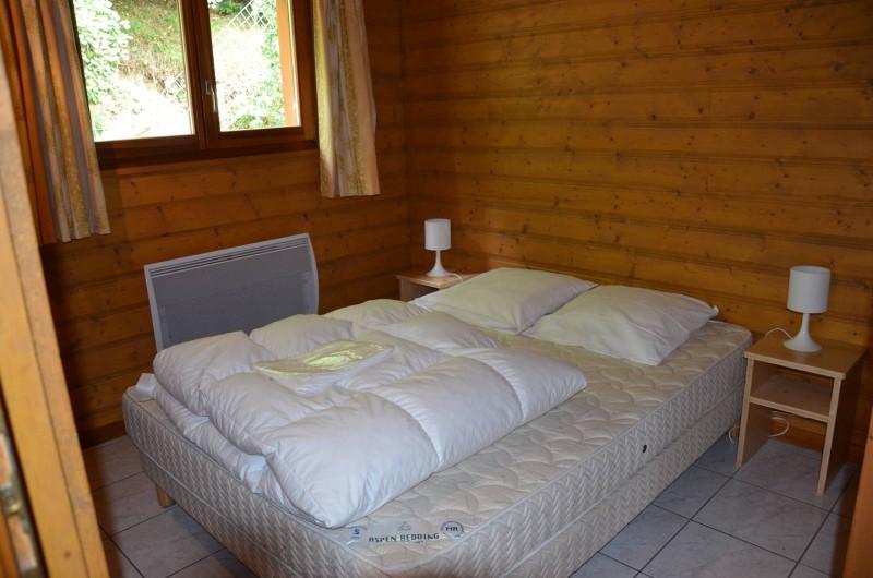 Location de vacances - Chalet à Soultzeren - chambre RdC