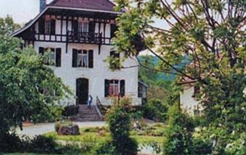 Location de vacances - Villa à Vuillafans