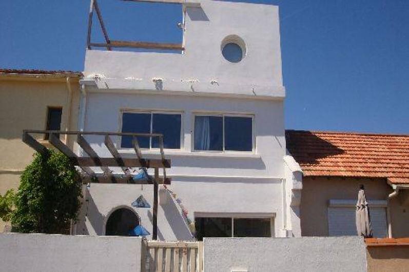 Location de vacances - Maison - Villa à Saint-Cyprien - Maison face rue Pascal