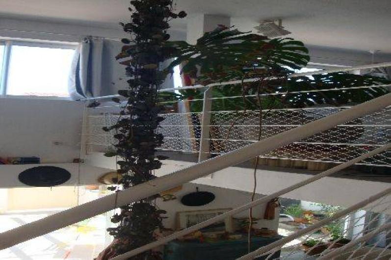 Location de vacances - Maison - Villa à Saint-Cyprien - Mezzanine atelier