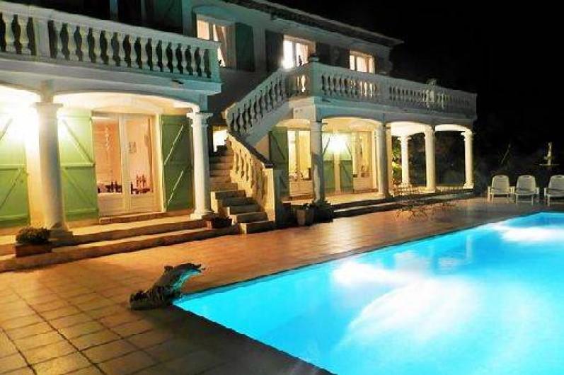 Villa En Rez De Piscine  CavalaireSurMer Dans Le Var Avec Vue
