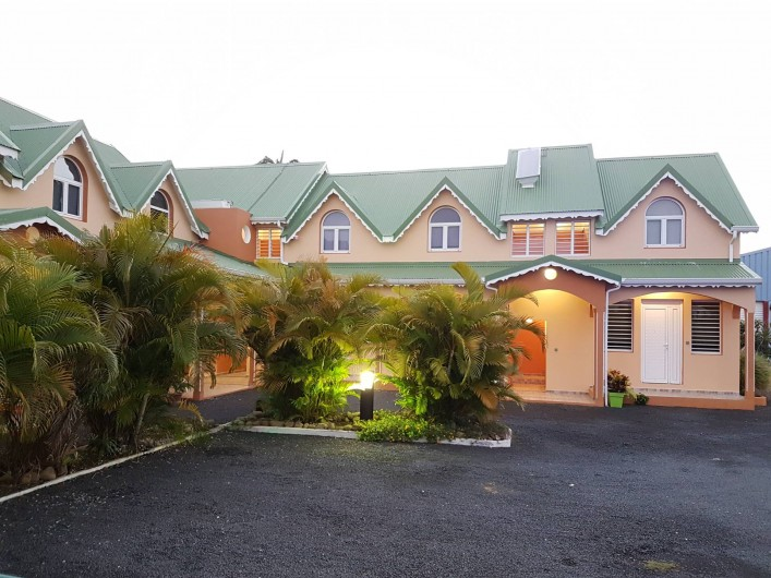 Location de vacances - Appartement à Port-Louis