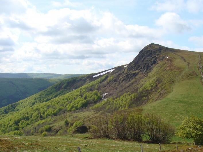 Location de vacances - Chalet à La Bresse - Le Rothenbachkopf (sur la route des crêtes)