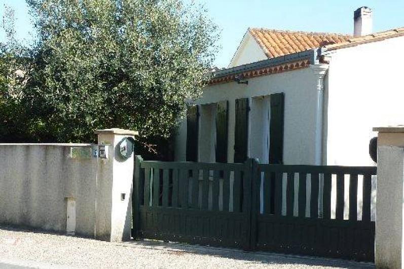 Location de vacances - Villa à Le Château-d'Oléron