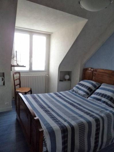 Location de vacances - Chambre d'hôtes à Saint-Malo - La chambre bleu