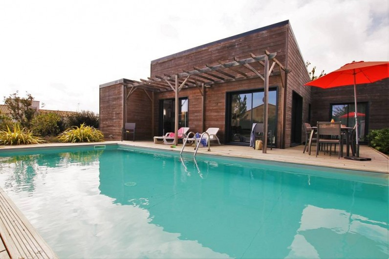 Location de vacances - Villa à Saint-Vincent-sur-Jard - Villa Astélia